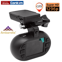 Conkim Car DVR Dash cam MINI 0903 plus Ambarella A7 OV4689 Car DVRs With GPS G-sensor LDWS Car Camera+CPL/OBD/Hard kit Optional