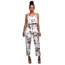 Buy 2017 NEW Women'S Sets Floral Print Tops Pants Causal Tracksuit Ruffle Tops Shirt Long Pants 2pcs/set women clothes WS778M for $16.67 in AliExpress store