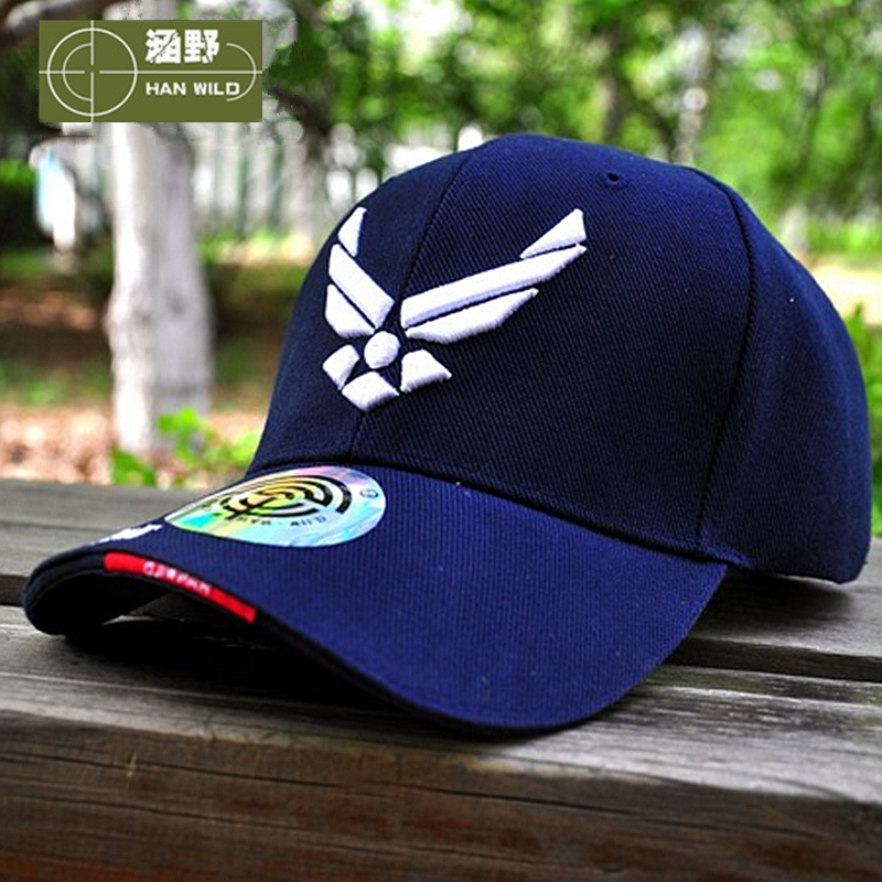 HAN WILD Brand USAF Tactical Baseball Cap Mountaineer Caps Casual Air Force Cap Sport Men Women Cycling Beisebol Snapback army<br><br>Aliexpress