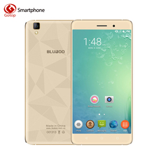 Original Bluboo Maya 5.5inch Android 6.0 MT6580A Quad Core Cell Phone 2GB RAM 16GB ROM Smartphone dual sim 3000mAh  Mobile Phone