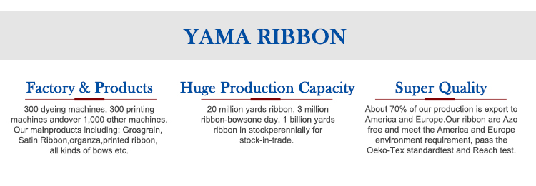 yama ribbon profile