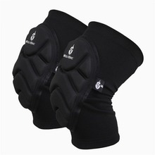 Motorcycle Knee Protection Pads Soft Sponge Knee Brace Guard Mountain Bike Cycling Protective Gears MTB Downhill Skiing Kneepads
