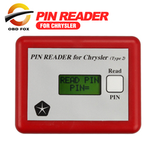2017 Professional Pin Code Reader for Chrysler Auto Immobilizer Pin Code Key Programmer Read out Vehcile free shipping