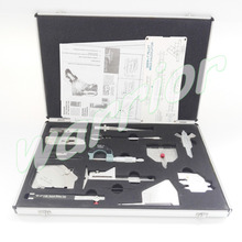 Welding Measurement Gauge Tool Kit Welding Gage Ulnar Test Welder Inspection 15pcs In One Briefcase(China)