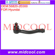 High Quality Auto Parts Front Left Outer Steering Tie Rod End OEM:56820-2E000