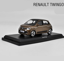 1:43 scale alloy car model toys,high imitation NOREV Twingo model,metal casting,collection toy vehicles,free shipping