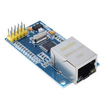 For Arduino W5500 Ethernet Network Modules For Arduino TCP/IP 51/STM32 SPI Interface 3.3V 5V I/O MCU