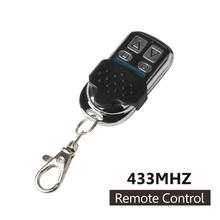 433MHz 1 PC Remote Control Door RF MHz Transmitter Duplicating Cloning Key Fob Garage 433 Opener Wireless Remote Control Switch