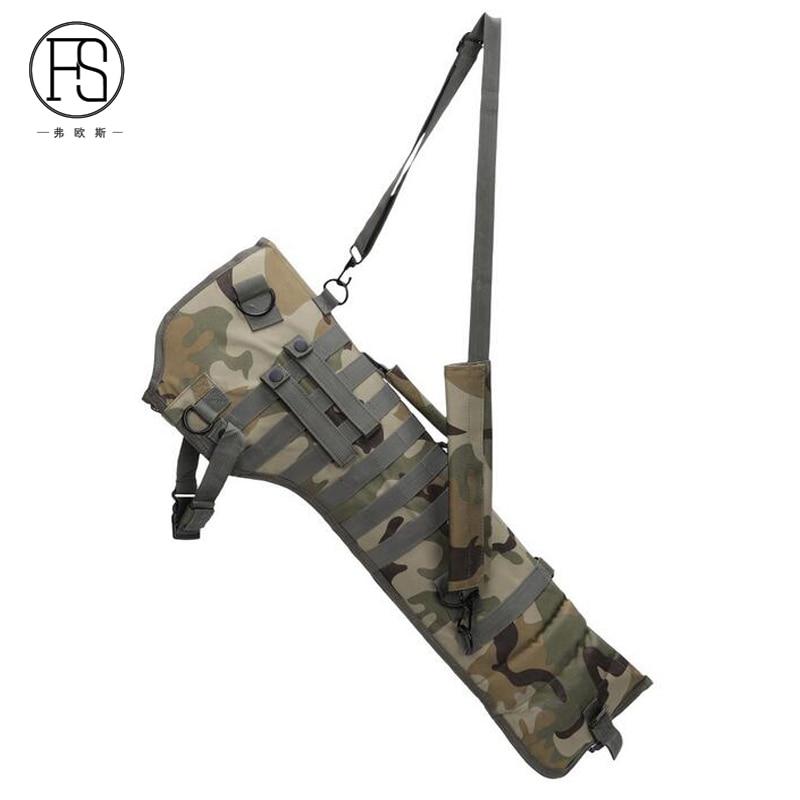 Men Women Outdoor Carbine Double Case Bag Backpack Handbag Hunting Gear<br>