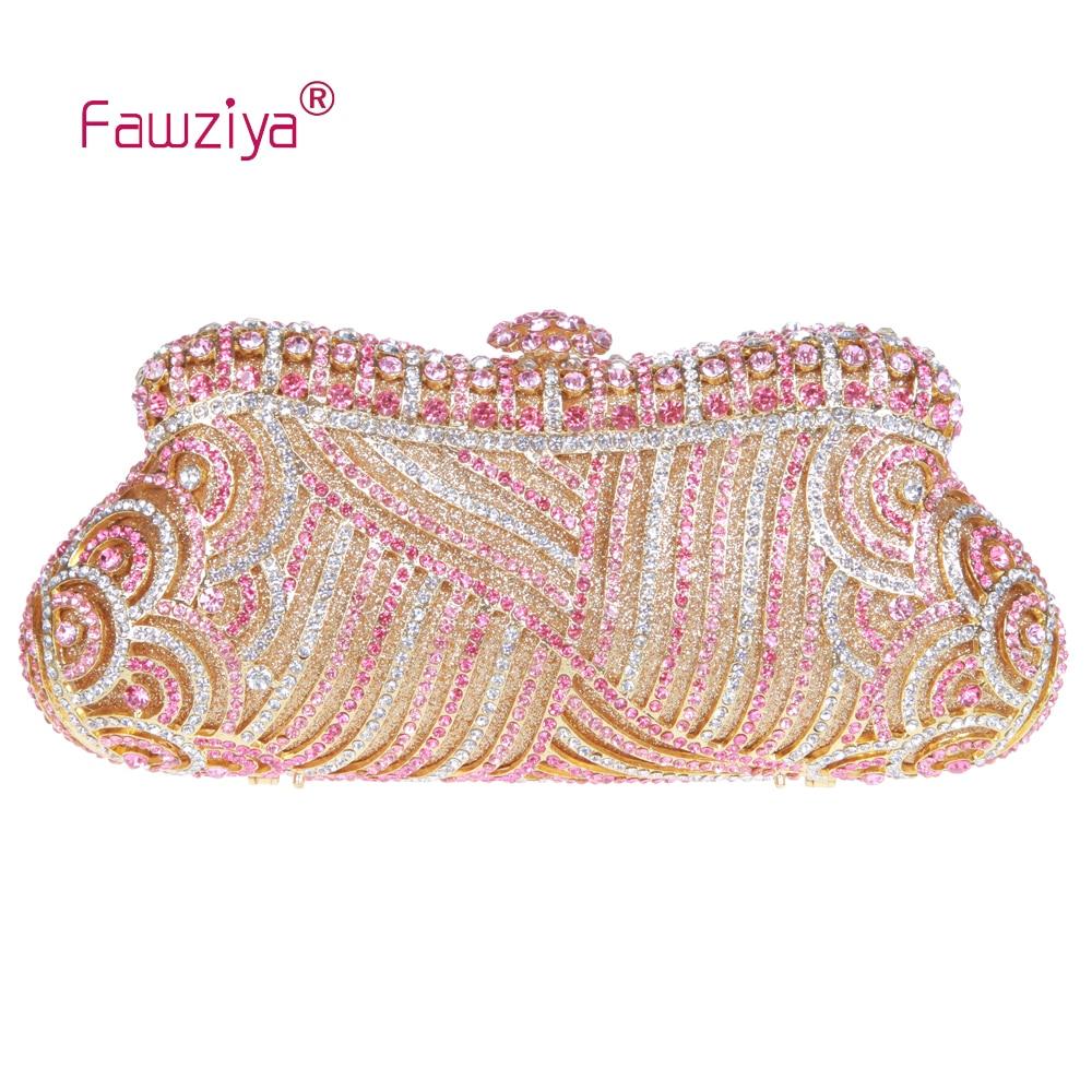 Fawziya Bag Retro Paisley Diamond Clutch Purse Luxury Rhinestone Clutch Evening Bag<br><br>Aliexpress