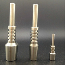 Best Price Gr2 Nectars collector Titanium Nail Titanium Tip 18mm,14mm and 10mm collector wholesale