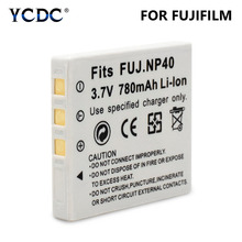 1Pc Battery NP-40 NP 40N Rechargeable Camera Battery FUJIFILM FinePix F710 F810 F811 V10 F810 F810 Zoom F811 Z5FD J50 Camera