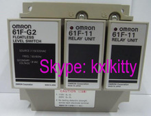 New and original  61F-G2    AC110/220V    OMRON  Liquid level relay   Floatless level switch