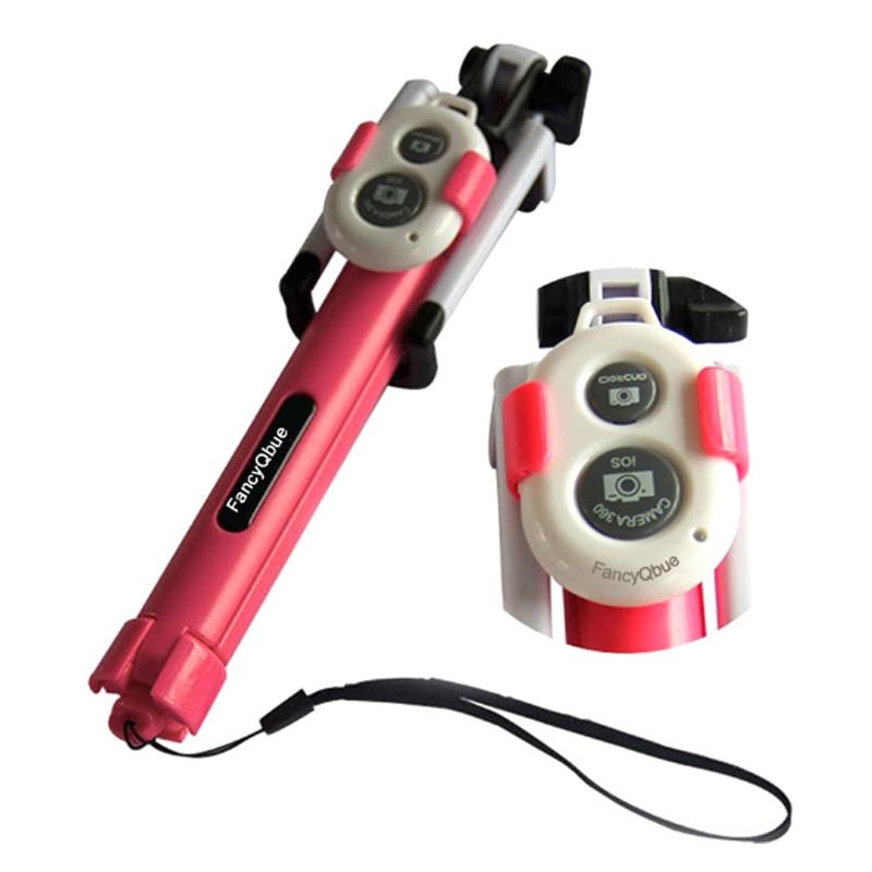 Bluetooth Wireless Selfie Stick Universal Portable Extendable Mobile Phone Monopod