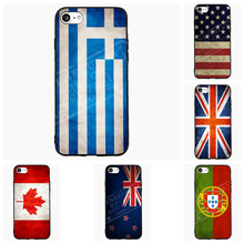 Retro National Flag Phone Case For BQ Aquaris For Meizu E M MX U 4 5 6 5 Plus Pro Max Note Cases Cover Shell Accessories Gift