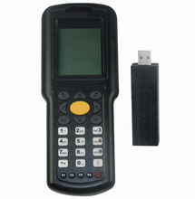 Wireless Real-time Barcode reader Data Scanner laser bar code terminal.data collection terminal Handheld Barcode Data Collector