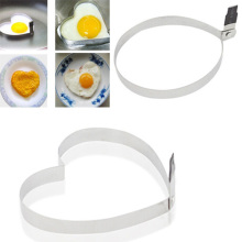 Mini Stainless Steel Pancake Mold Ring Kitchen Gadget Tool Cooking Fried Egg Shaper 61