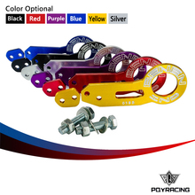 PQY RACING- NEW Double Letter  Universal BENEN Rear Tow Hook For CIVIC,INTEGRA EG EK DC DC2 PQY- THB31