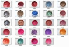Natural Cosmetic Mica Pigment Powders Safe to use for Lipstick,Makeup,Eyeshadow,Soap(China)