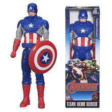 2016 NEW hot 40CM Captain America Toys Best action figure toys Cool Christmas gift doll