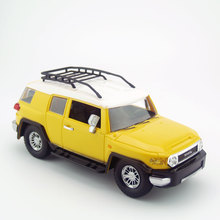 Licensed 1/24 RC Car Model For Toyota FJ Cruiser Remote Control Radio Control car Kids Toys For Children Christmas gift