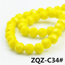 8MM Loose Czech Glass Beads(70Pcs/Lot) China Jewelry Beading For Necklace Crystal Ball Estilo Encantos Plata Esterlina Cristal