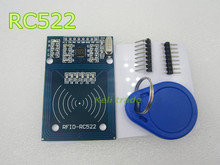 new 1PCS/LOT MFRC-522 RC522 RFID Kits S50 13.56 Mhz 6cm With Tags SPI Write & Read for arduino uno 2560
