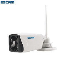Escam Moon QP02 2MP HD 1080P WIFI Alarm Camera Outdoor Bullet IR-Cut 180 degree Security ip Camera Support Max 64G TF card