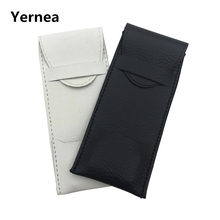 Yernea High-quality 2Pcs Darts holster package Dart Bag Artificial Leather Material Dart Accessories Black and White(China)
