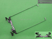 "New Laptop Hinges for HP COMPAQ G62 CQ62 PN: L:0A2-15"" R:02AH-15"" PN:FBAX6016010 FBAX6036010 Repair Original(China)"