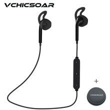 VCHICSOAR Brand S6 Bluetooth Earphones Wireless V4.0 Sports headsets Bass Stereo Headphones with Microphone for xiaomi huawei