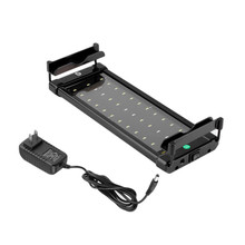 Waterproof Underwater Aquarium Fish Tank Fishbowl Lighting SMD 6W 28 CM LED Light Lamp LED Light Bar Submersible Light Lamp(China)