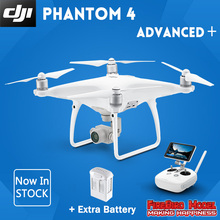 Original DJI Phantom 4 Advanced New features:Visual Tracking follow me,TapFly,Sport mode,Obstacle Sensing System, Ready to Fly(China)