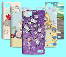 Hot Sale Cartoon Lovely Patterns Flower Skin Plastic Hard Case Cover For OPPO Finder X907