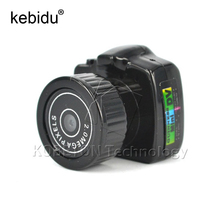 kebidu mini Cmos Super Mini Video Camera Ultra Small Pocket 720*480 DV DVR Camcorder Recorder Web Cam 720P JPG Po(China)