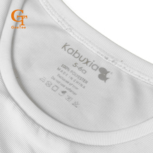 custom logo underware heat transfer clothing labels, Sports Bra heat transfer iron transfer labels