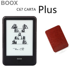 Frontlight ONYX BOOX C67ML Carta PLUSE  book+case with 3000mAH lithium battery Touch Eink Screen EBook Reader 8G WIFI