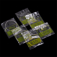 Hot !! Best Price 6pcs/set Electric Guitar 229mm Electric Steel Guitar Strings 150XL Gauge Replacement