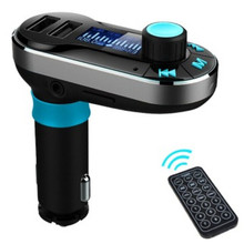 Best Price Wireless Bluetooth FM Transmitter MP3 Player Car Kit Charger For iPhone 6/6 Plus For Samsung Galaxy S6/S6 Edge