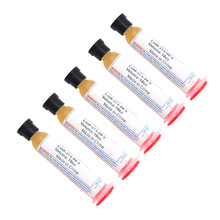 5pcs No-Clean Solder Soldering Paste 10cc Flux Grease RMA223 RMA-223(China)