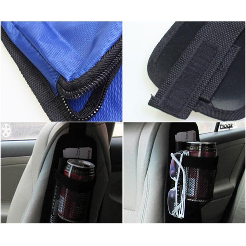 09 Car Auto Seat Side Back Storage Pocket Holder