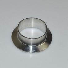 "1.5""-4"" Sanitary Pipe Stainless Steel SUS 304 Weld Ferrule Tri Clamp Type Flange(China)"