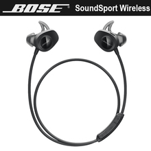 BOSE SoundSport In-ear Wireless Sport Music Earphone Sweat Noise Resistant Headset With Mic For iPhone Smartphone Android Device(China)