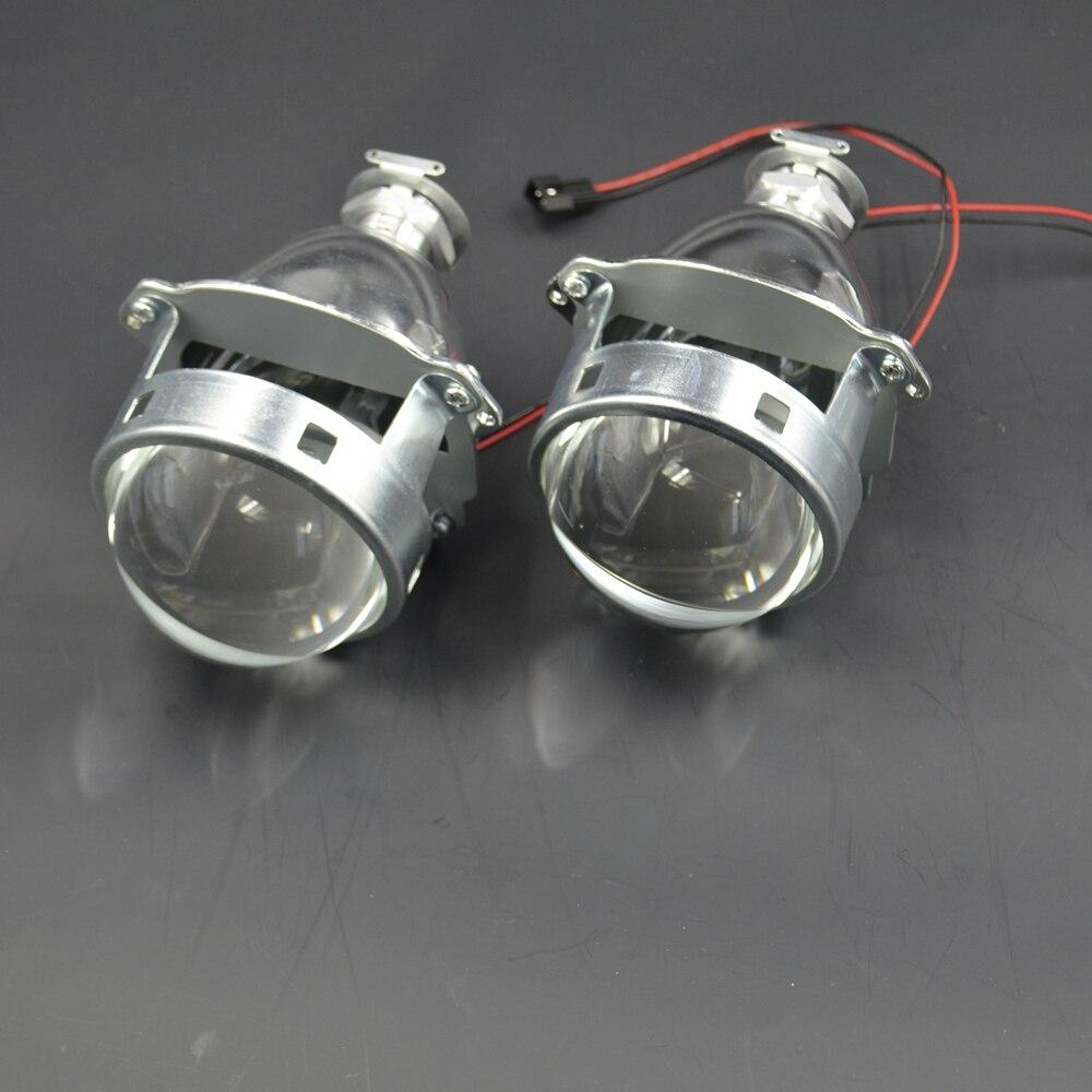 3.0 inch car Bi xenon H1 hid Projector lens metal holder  H1 H4 H7 hid xenon kit headlight car headlight <br>