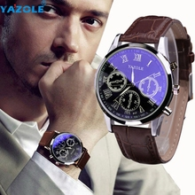 Splendid Original Brand Watches Men Luxury Wristwatch Male Clock YAZOLE Casual Fashion Business Watch Quartz Relogio Masculino