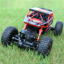 Buy Electric 1:14 Rc Cars 4WD Shaft Drive Trucks 2017 High Speed Radio Control Brushless Cars Scale Super Power Toys Children TL for $52.55 in AliExpress store