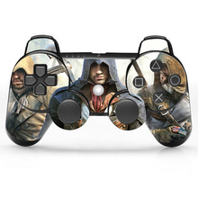 2 pieces for ps3 fat and for ps3 slim stylish skin controller with good experience   #TN-PS3C-0150