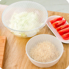New Seal Vacuum Magic Wrap Multifunctional Food Fresh Keeping Plastic Wrap Free Shipping