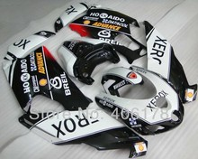 Hot Sales,999 749 05 06 fairing kit For Ducati 999/749 2005 2006 Black XEROX Motorcycle Fairings (Injection molding)(China)