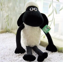 Shaun the Sheep plush mascot plush doll animated cartoon baby toys with children's activities in the annual gift